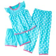 Carter's Polka-Dot Pajama Set - Girls