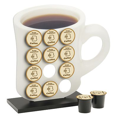 October Hill Dinner Mug Single-Serve Coffee Holder