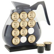October Hill Coffee Pot Single-Serve Coffee Holder