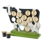 October Hill Cow Single-Serve Coffee Holder