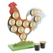October Hill Rooster Single-Serve Coffee Holder