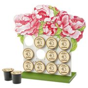 October Hill Peonies Single-Serve Coffee Holder