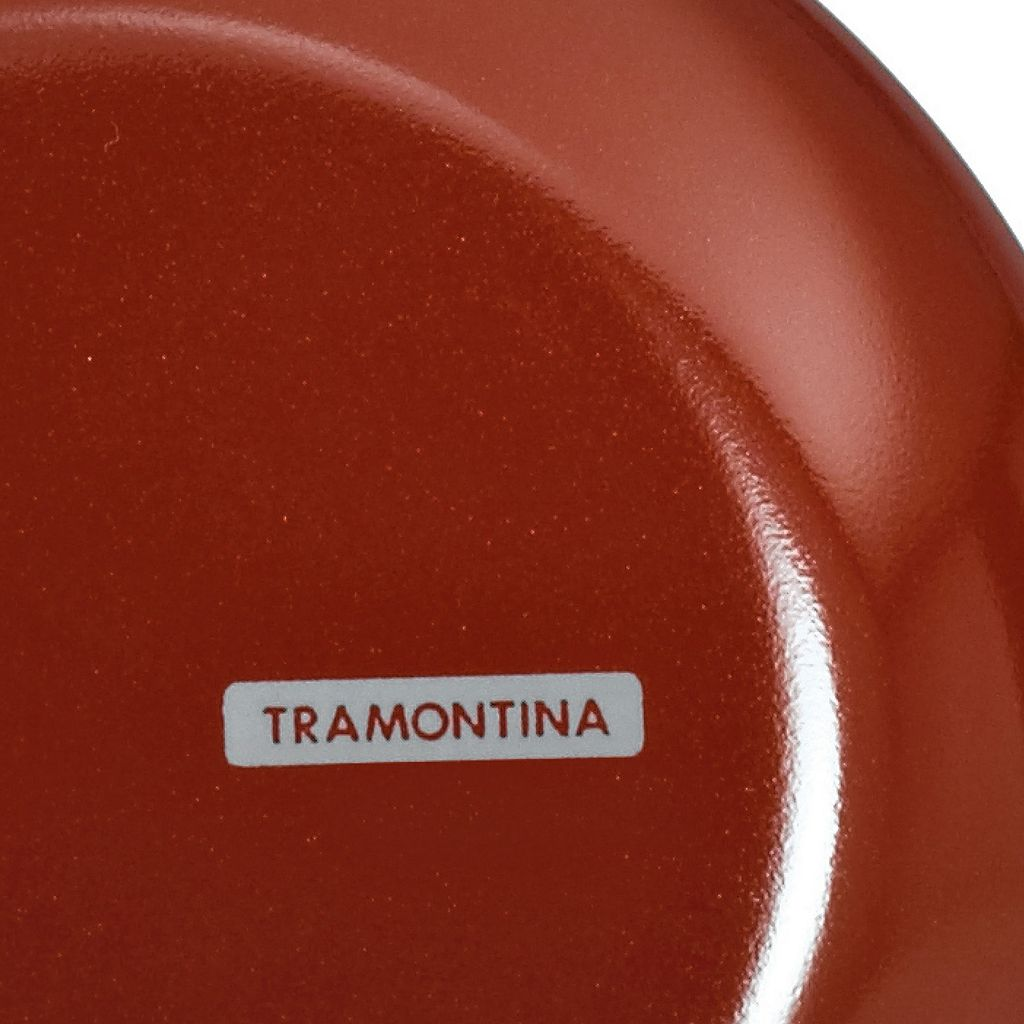 Tramontina Style Simple Cooking 12-in. Nonstick Porcelain Enamel Frypan