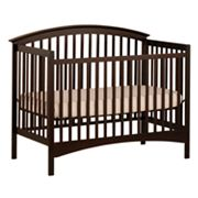 Stork Craft Bradford 4-in-1 Fixed Side Convertible Crib
