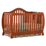 Stork Craft Monza I Fixed Side Convertible Crib