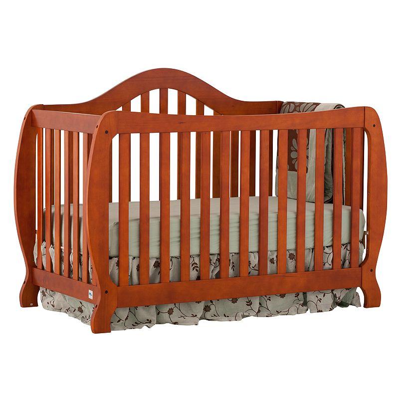 Stork Craft Monza I Fixed Side Convertible Crib