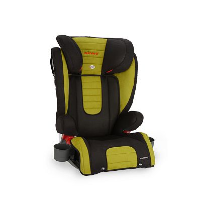 Diono Monterey Booster Car Seat - Green