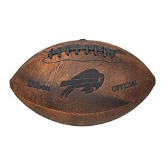 Wilson Buffalo Bills Throwback Youth-Sized Football
