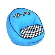 Harmony Kids Race Car Beanbag Chair
