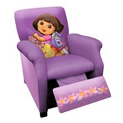 Dora the Explorer Recliner by Harmony Kids
