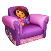 Dora the Explorer Rocking Chair by Harmony Kids