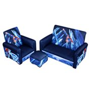 Superman Deluxe Sofa Set by Harmony Kids