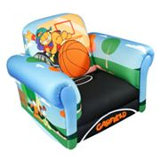 Garfield Basketball Rocking Chair by Harmony Kids