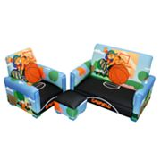 Garfield Basketball Deluxe Sofa Set by Harmony Kids