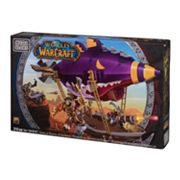World of Warcraft Goblin Zeppelin Ambush Set by Mega Bloks - 91014
