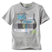 Carter's Big Splash Tee - Baby