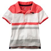 Carter's Striped Polo - Baby