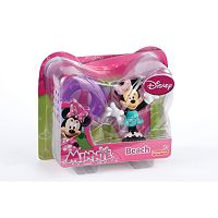 Disney Mickey Mouse & Friends Minnie's Bowtique Beach Figure by Fisher-Price