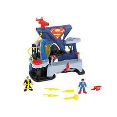 Fisher-Price DC Super Friends Imaginext Superman Playset