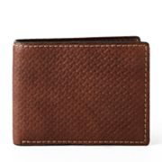 Relic Montclare Embossed Leather Bifold Wallet