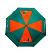 Team Golf Miami Hurricanes Umbrella