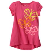 Jumping Beans Butterfly Babydoll Top - Toddler