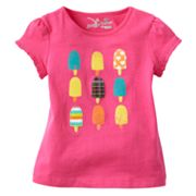 Jumping Beans Ice Cream Treat Tee - Toddler