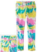 SO Tie-Dye Skinny Jeans - Girls 7-16