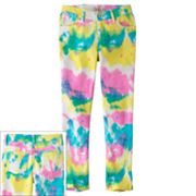 SO Tie-Dye Skinny Jeans - Girls Plus