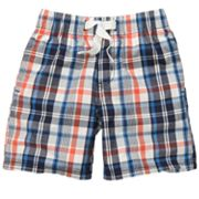 OshKosh B'gosh Plaid Shorts - Toddler