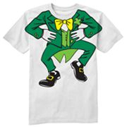 Urban Pipeline Leprechaun Tee - Boys 8-20