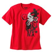 Urban Pipeline Motocross Tee - Boys 8-20