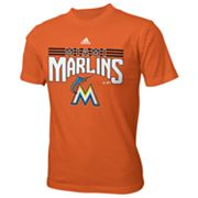 adidas Miami Marlins Flashbang Tee - Boys 8-20