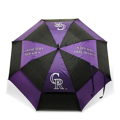 Team Golf Colorado Rockies Umbrella