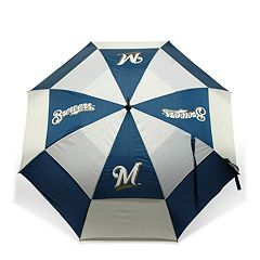 Team Golf Milwaukee Brewers Umbrella
