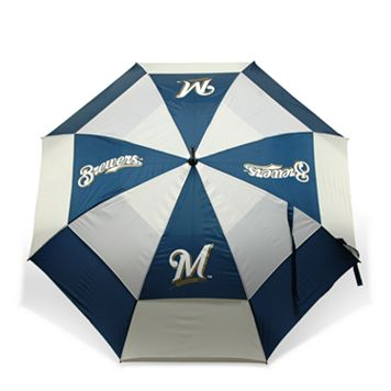Team Golf Milwaukee Brewers Umbrella