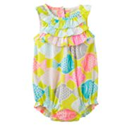 Carter's Fish Ruffle Sunsuit - Baby