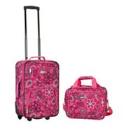 Rockland 2-pc. Luggage Set