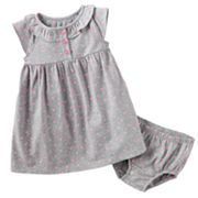 Carter's Dot Dress - Baby