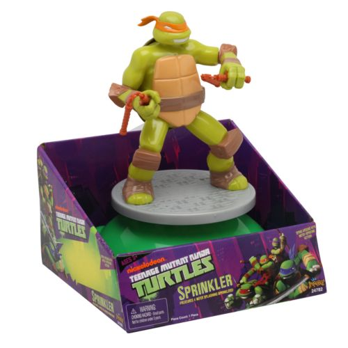 Teenage Mutant Ninja Turtles Sprinkler