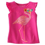 SONOMA life + style Flamingo Tee - Toddler