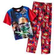 LEGO Star Wars Blue Galaxy Pajama Set - Boys 4-10