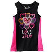 Jumping Beans Love 2 Play Tank - Toddler