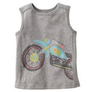 Jumping Beans Motorcycle Muscle Tee - Toddler