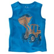 Jumping Beans Digger Muscle Tee - Toddler