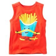 Jumping Beans French Fry Tank - Toddler