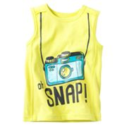 Jumping Beans Camera Tank - Toddler