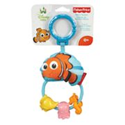 Disney/Pixar Finding Nemo Ring Rattle by Fisher-Price