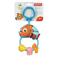 Disney / Pixar Finding Nemo Ring Rattle by Fisher-Price