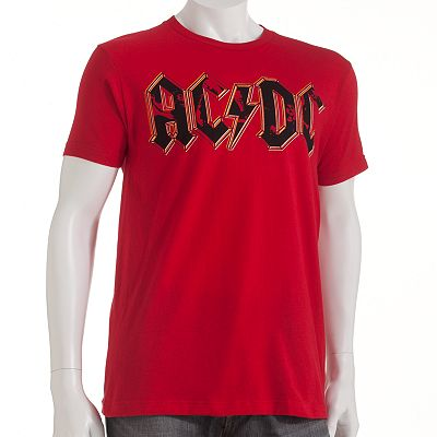 AC/DC Graphic Tee - Men